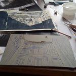 3. Linolschnitt